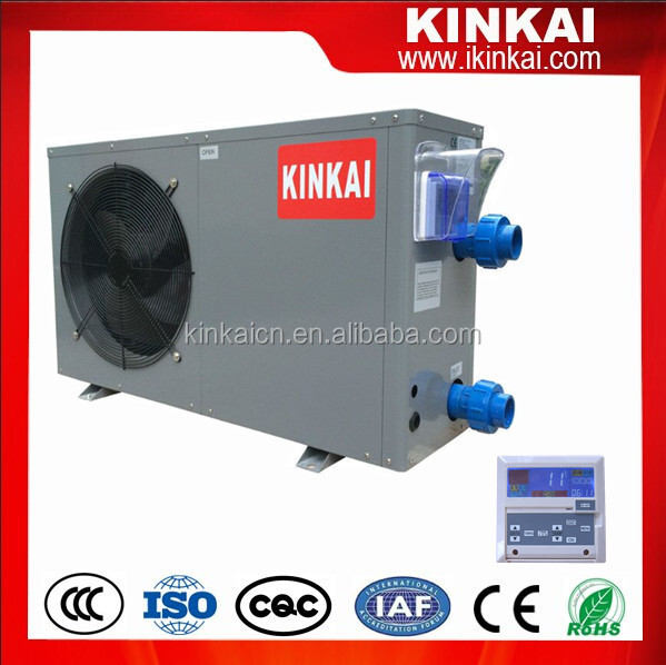 Outdoor swimming pool heat pump air source pool heating Air source heat pump for swimming pool