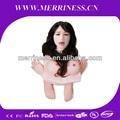 2014 nuevo producto caliente de la venta de juguetes sexuales de silicona completo oral muñecas del sexo para los hombres