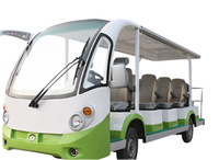 four wheel electric vehicle for sightseeing