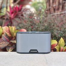 Strong Bass Stereo Portable Wireless Mini Bluetooth Speaker