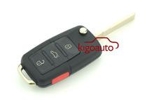 Car Remote key 3button with panic HU66 315mHZ for VW Passat 1JO 959 753 T remote key
