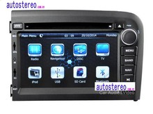 7 inch Car dvd player for Volvo S80 car GPS Navigation Sat car Stereo Auto Radio Headunit DVD