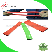 Different thickness custom exercise latex resistance bands