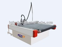 IECHO Paper Automatic Cutting Machine/ Solution for Graphics Corrugated Board and White Cardboard