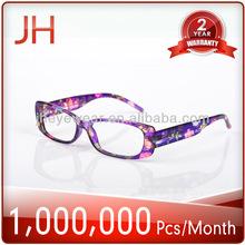 Beautiful Pattern Reading Glasses fashion reading glasses rose pattern