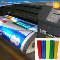 Printable Reflective Flex Banner Advertising Material