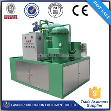 Waste transformer oil dehydrator Machine series DZJ with function of dehydration, degasification, filtration, discoloring