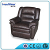 Cheap and simple electric leather 1 seater sofa recliner chair