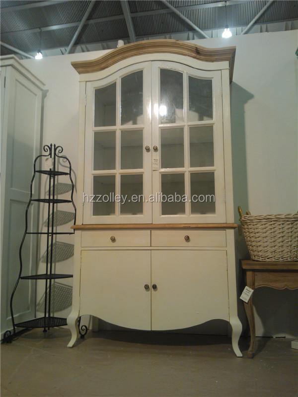 franse land vintage woonkamer meubels houten  plank boek stand, Meubels Ideeën