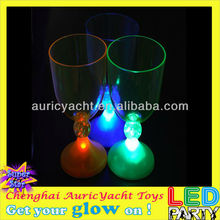 novelty led wine glasses/led martini glasses/led drinking glasses ZH0901526