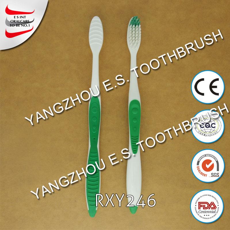 accesorios para la limpieza de los dientes de cerdas suaves cepillo de dientes para adultos