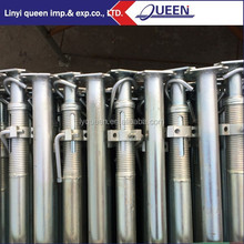 Scaffolding Types And Names Heavy Duty Adjustable Steel Props of Heavy Load Moving Equipment