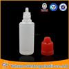 20ml product plastic E-liquid bottle for electronic cigarette oil with screw cap
