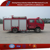 Contemporary Hot Selling Emergency Rescue 2000L Fire Truck Used