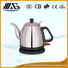 l.2 L electrical appliances 304 inox electric kettle in Vietnam market