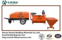 Competitive Price Foamed Concrete Maker Machine For Sale
