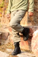 Men Sport Army Training Combat Outdoor Trousers Zipper Cargo Pants Military Pants