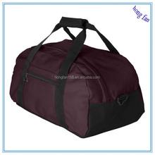 2015 best sale travel bags collapsible plain duffel bag