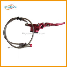 China red hydraulic clutch dirt bike for 120 cm