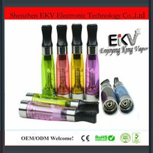 new mode electric smoke pipe high graded e cigar CE4 atomizer with long or short wick