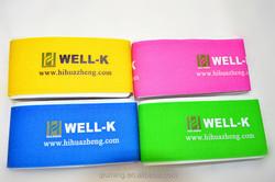 2015 100% nylon material and best quality velcro ski strap