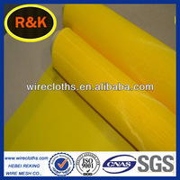 ISO 100% monofilament polyester screen