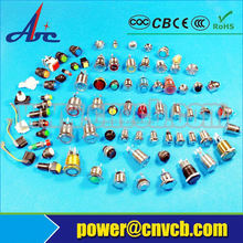 green momentary flush push button switch switch button