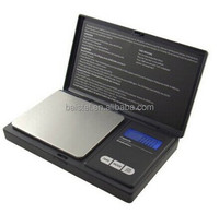 hot selling digital pocket scale with LCD backlight