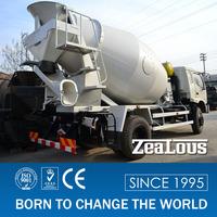 2015 factory price small concrete mixer truck concrete mixer truck for sale