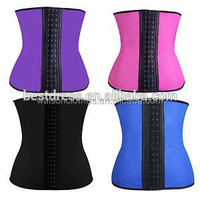 2015 Instyles best wholesale cheap wholesale Latex waist training corsets wholesale