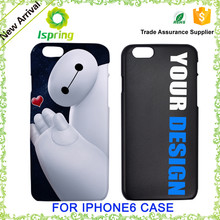 for iphone 6+ cover case customised design phone case