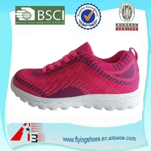 trendy new design female sport shoes