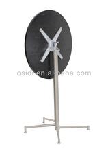 BT-011 Folding high bar table