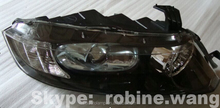 Replacement Head light For Honda ODYSSEY '05-'08 DEPO 117-1105-LD-2