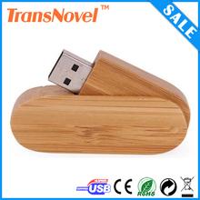Best Wedding Gift 1GB Bluk USB Flash Drive Wood Swivel USB 2.0 Stick USB Flash Drive