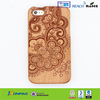 Pure manual detachable wood carving case for iPhone 5