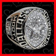 Custom brass wholesale super bowl 1992 Dallas Cowboys World Champions ring