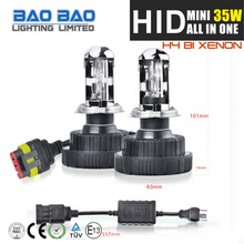 2pcs New All-In-One Lower Beam Error Free HID Xenon Lamp+Ballast For K3
