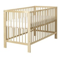 Factory best selling baby cot dimensions