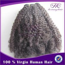 "Buy 8""-40"" 100% Unprocessed Grade 7A Virgin Short Hair Brazilian Curly Weave"