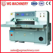 Best quality top sell wooden mini paper cutting machine