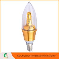 5W Led Candle Bulb/Candle Led/Candle Led Light CE Standard