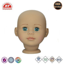 soft pvc baby doll heads real life size
