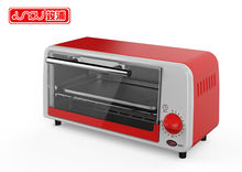 ETL/UL approval 2 slice 6L one knob mini toaster oven