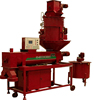 2015 hot sell Petkus type soybean wheat corn seed coating machine