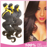 Mona hair products in alibaba body wave european virgin cheap human hair