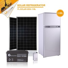 2015 guangzhou felicity wholesale new product dc 12v / ac220v solar powered refrigerator fridge freezer