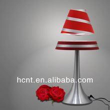 New Creation ! Magnetic Levitating Reading Lamp, sensor led reading table lamp