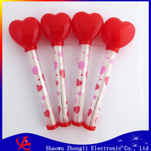 valentine day gift rose love promotion gift Best selling best quality led baton torch