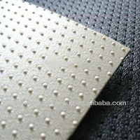 HDPE anti-skid point geomembrane /HDPE dimple anti-skid geomembrane